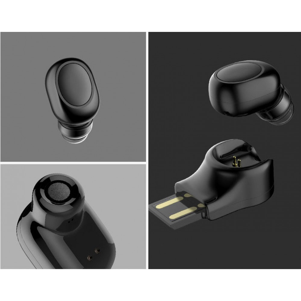 Wholesale Mini Size Bluetooth Headset Earbuds With