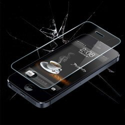 Apple iPhone 5 5C 5S Perfect Tempered Glass Screen Protector (Perfect)