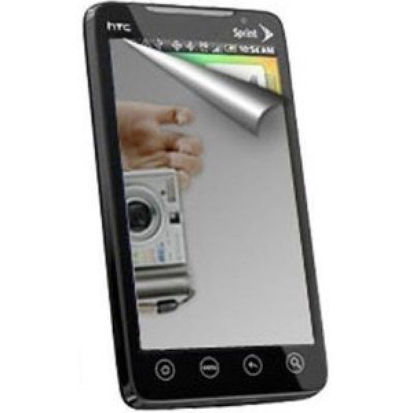 Wholesale HTC Evo 4G Mirror Screen Protector