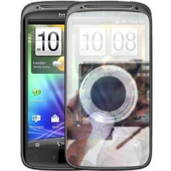 Wholesale HTC Sensation 4G Mirror Screen Protector