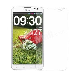 LG Optimus L70 Clear Screen Protector (Clear)