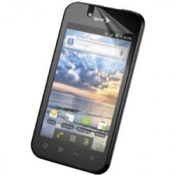 Transparence Screen Protector for LG Marquee / LS 855