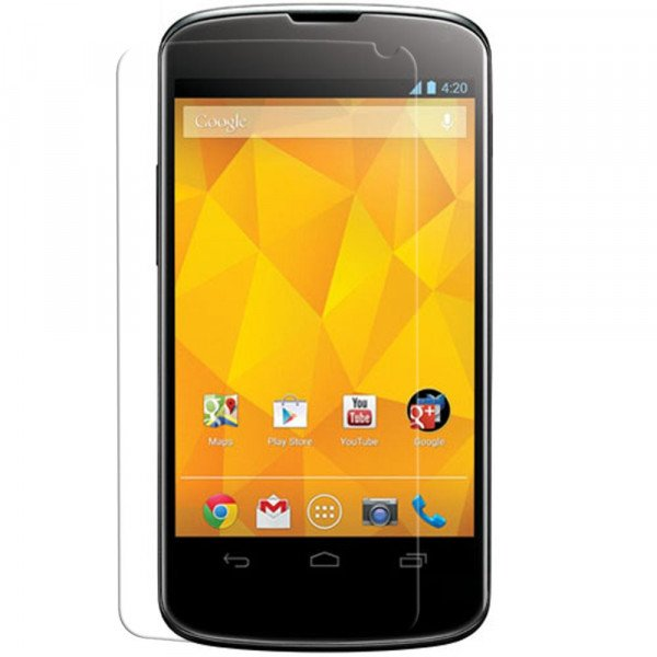 Wholesale Clear Screen Protector for LG Nexus 4 / E960