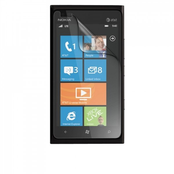 Wholesale Clear Screen Protector for Nokia Lumia 900
