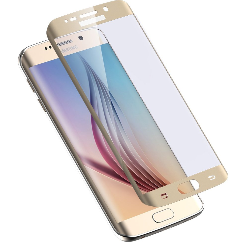 wholesale samsung galaxy s6 edge plus tempered glass full screen protector glass white clear. Black Bedroom Furniture Sets. Home Design Ideas