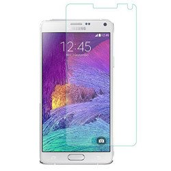 Samsung Galaxy Note 4 Clear Screen Protector (Clear)