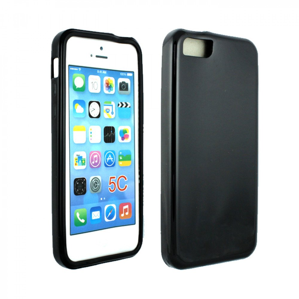 cheap iphone 5c cases iphone 5c tpu gel black 13790