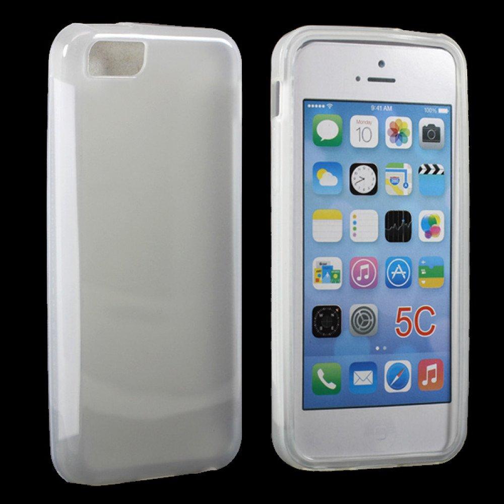 Wholesale iPhone 5C TPU Gel Case (Clear)