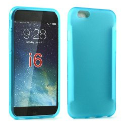Apple iPhone 6 4.7 TPU Gel Case (Blue)