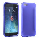 Wholesale Apple iPhone 6 4.7 TPU Gel Case (Purple)