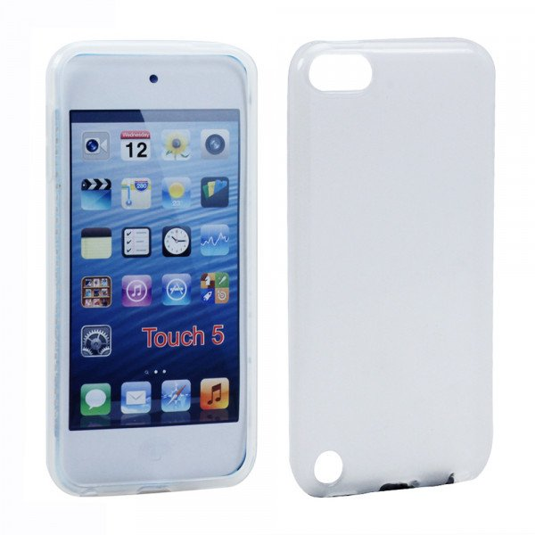 Wholesale iPod Touch 5 TPU Gel Soft Case (Clear)