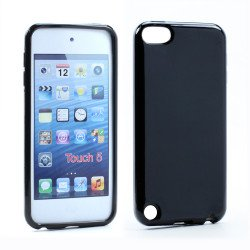 iPod Touch 5 TPU Gel Soft Case (Black)