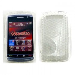 Gel Case  for BlackBerry Storm 9550 (Clear)
