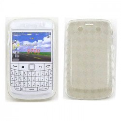 BlackBerry 9700 9780 TPU Gel Case (Clear)