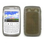 Wholesale BlackBerry 9700 9780 TPU Gel Case (Smoke)