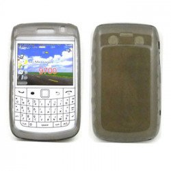 BlackBerry 9700 9780 TPU Gel Case (Smoke)