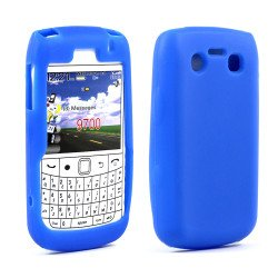 BlackBerry Bold 9700 9780 Silicon Soft Case (Blue)