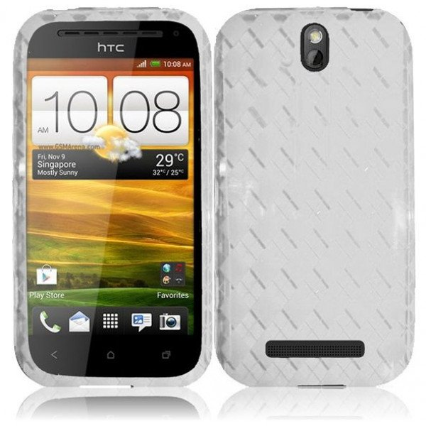 Wholesale HTC ONE SV TPU (Clear)