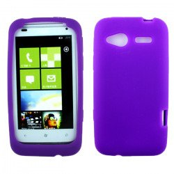 HTC Rader Silicone (Purple)