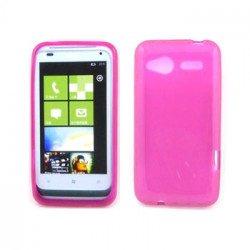 HTC Radar Gel Case (Pink)