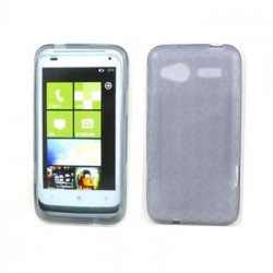 HTC Radar Gel Case (Smoke)