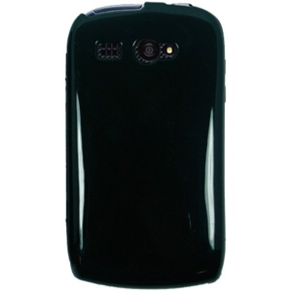 Wholesale TPU Gel Case for Kyocera Hydro / C5170 (Black)