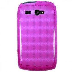 TPU Gel Case for Kyocera Hydro / C5170 (Pink)