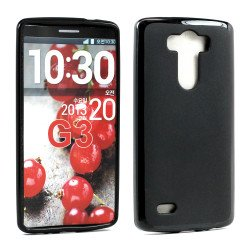 LG G3 TPU Gel Case (Black)