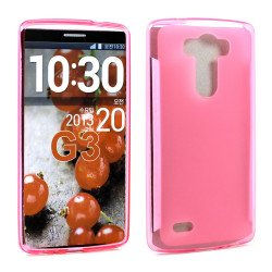 LG G3 TPU Gel Case (Hot Pink)