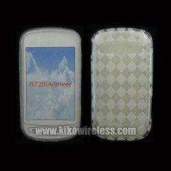 TPU Gel Case for Samsung Admire / R720 (Clear)