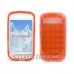 TPU Gel Case for Samsung Admire / R720 (Red)