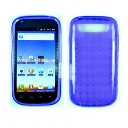 TPU Gel Case for Samsung Galaxy S Blaze 4G / T769 (Purple)