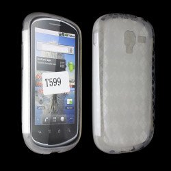 Galaxy Exhibit T599 TPU Gel Case (Clear)