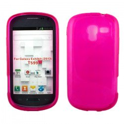 Galaxy Exhibit T599 TPU Gel Case (PK)