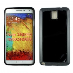 Galaxy Note 3 TPU Gel Case (Black)