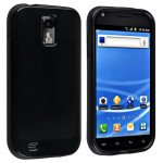 Wholesale Samsung Galaxy S2 / T989 TPU Gel Case (Black)