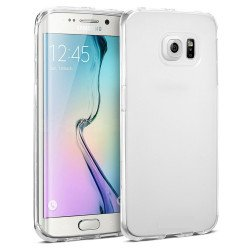 Samsung Galaxy S6 Edge TPU Gel Soft Case (Clear)