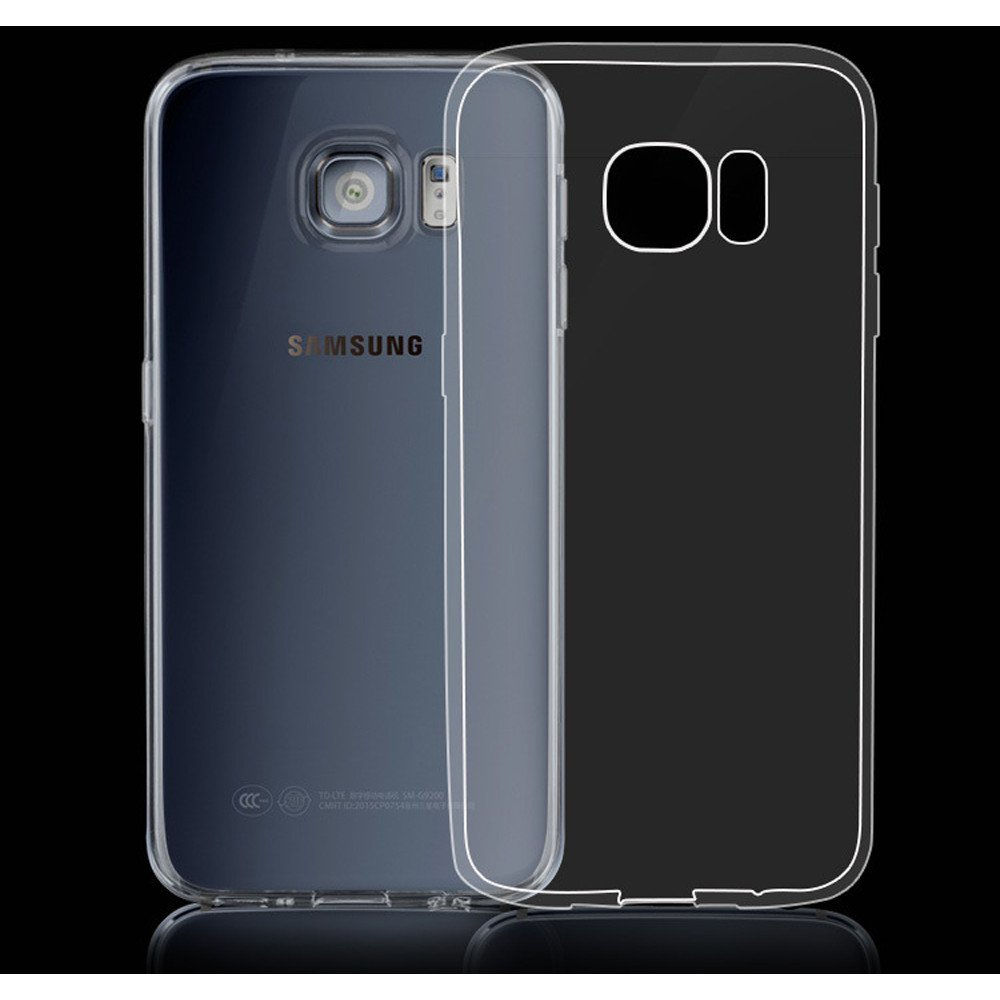 sale retailer f2bc2 77578 Wholesale Samsung Galaxy S7 Edge TPU Gel Soft Case (Clear)