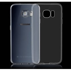 Samsung Galaxy S7 Edge TPU Gel Soft Case (Clear)