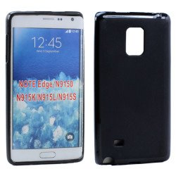 Samsung Galaxy Note Edge N9150 TPU Gel Soft Case (Black)