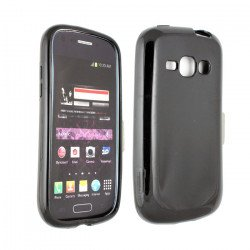 Galaxy Prevail 2 M840 TPU Gel Case (Black)