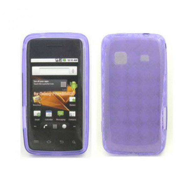 Wholesale Samsung Galaxy Prevail / M820 TPU Gel Case (Purple)