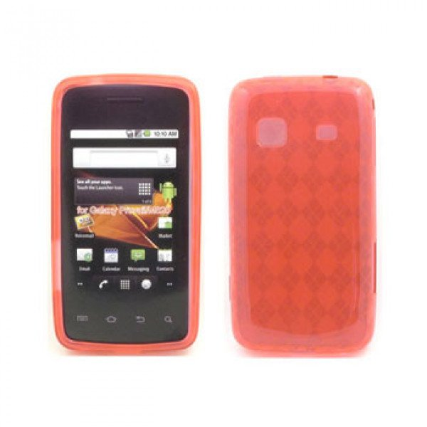Wholesale Samsung Galaxy Prevail / M820 TPU Gel Case (Red)