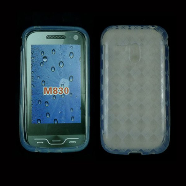 Wholesale TPU Gel Case for samsung Galaxy Rush / M830 (Clear)