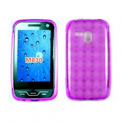 TPU Gel Case for samsung Galaxy Rush / M830 (Pink)