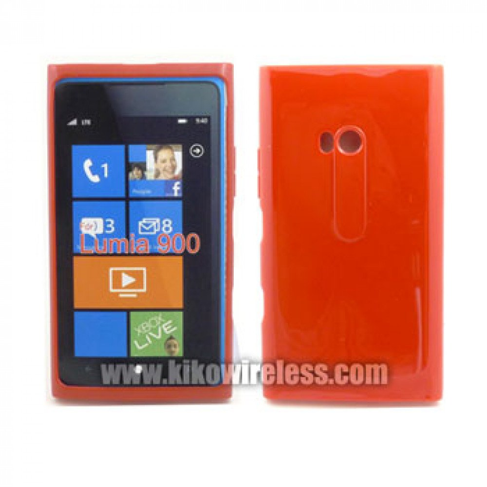 Nokia Lumia 900 Red Tp...