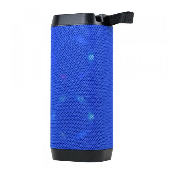 Wholesale Outdoor and Indoor LED Light Portable Wireless Speaker with rich HD sound quality, Standby battery, Wireless Stereo for Home Party Travel Camping Hiking for iPhone, Cell Phone, Universal Devices LV11 (Blue)