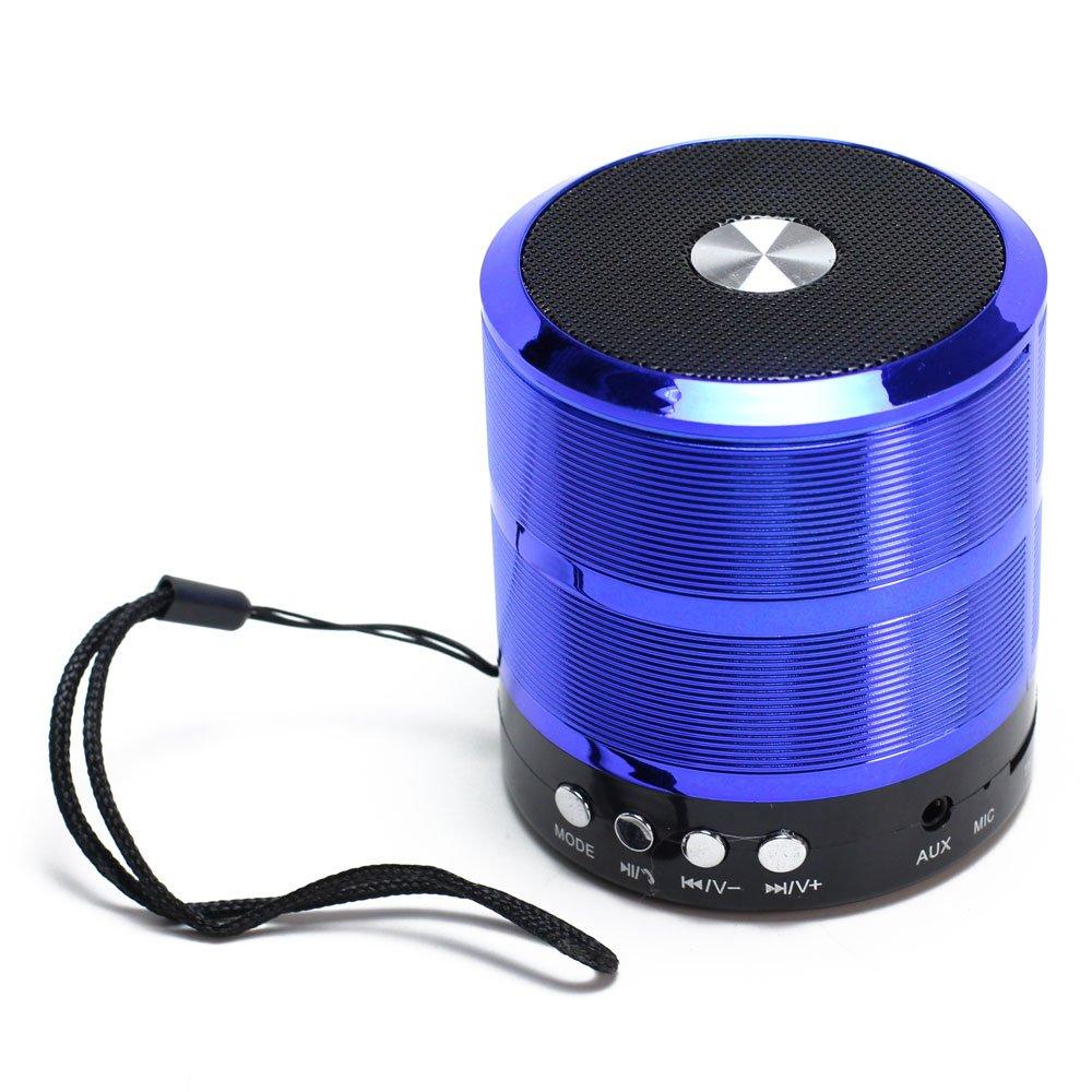 Wholesale Metallic Design Portable Wireless Bluetooth