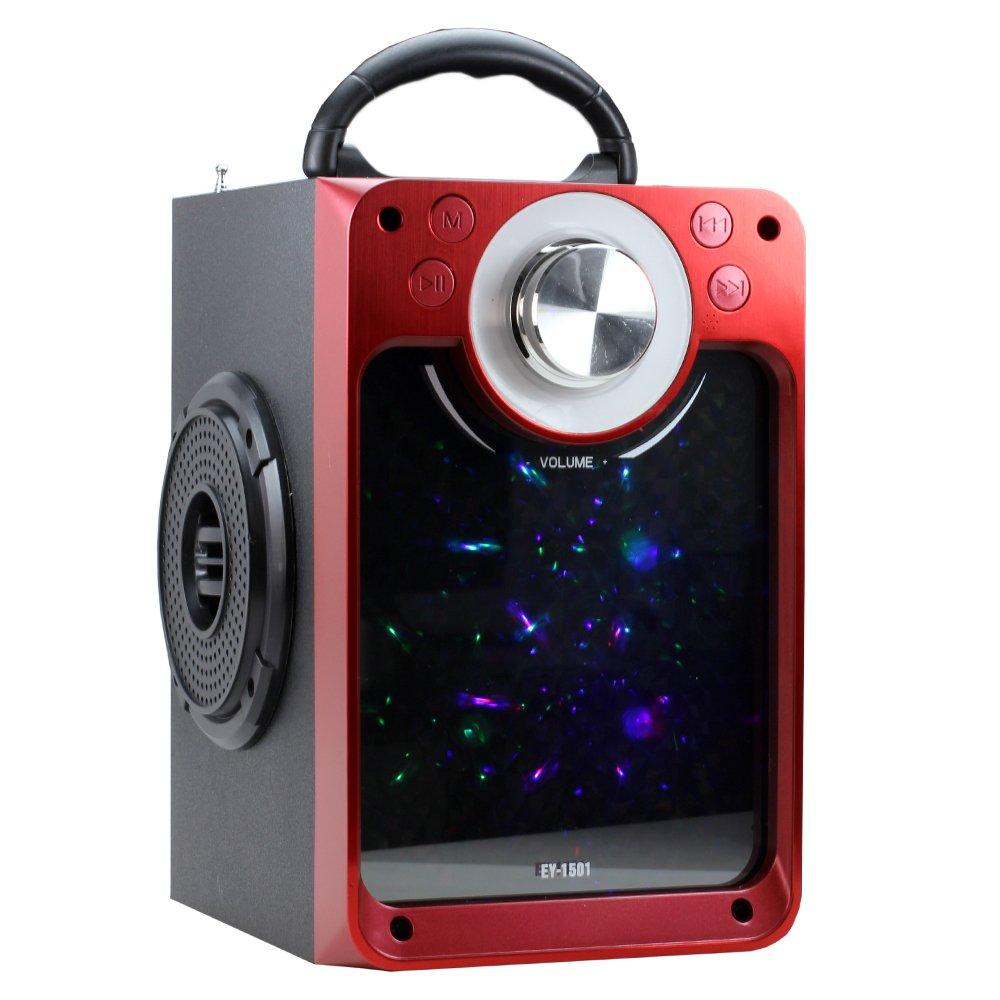 Wholesale Led Screen Light Portable Bluetooth Speaker