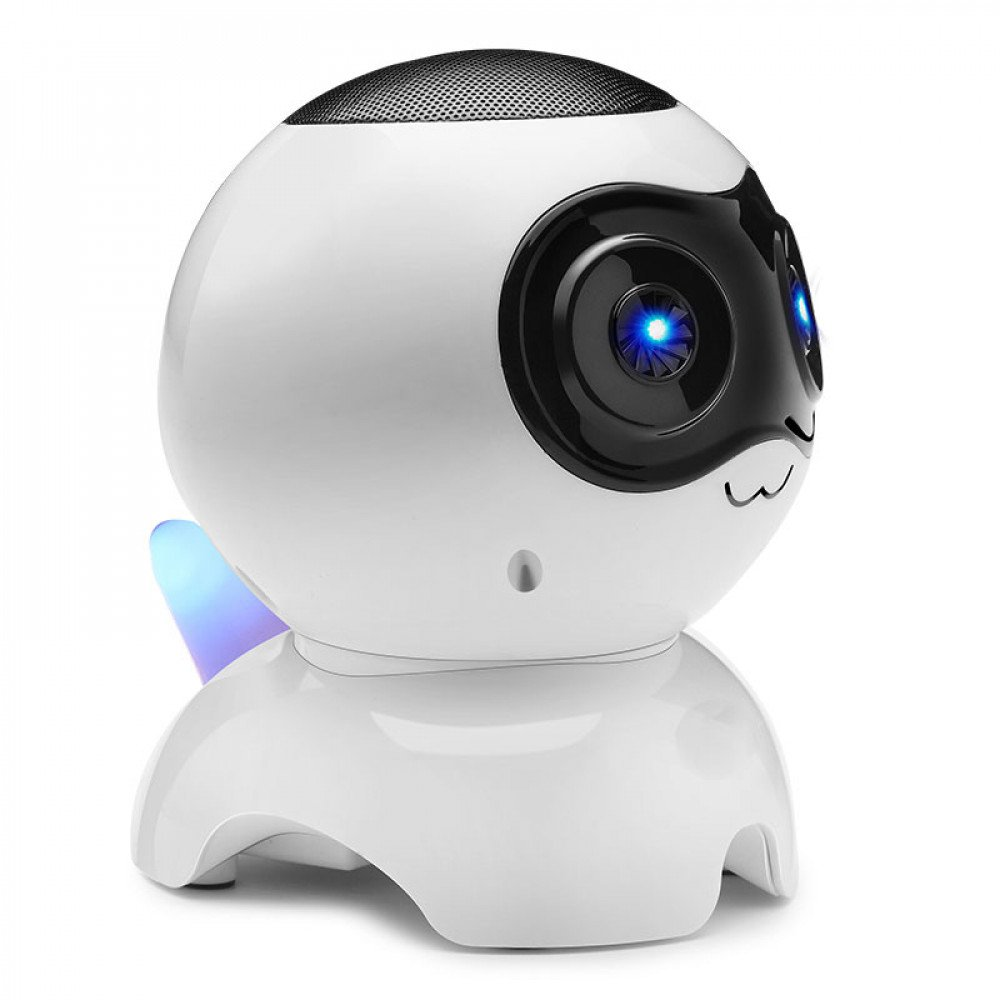 Wholesale Robotic Puppy Design Et Cute Bluetooth Speaker